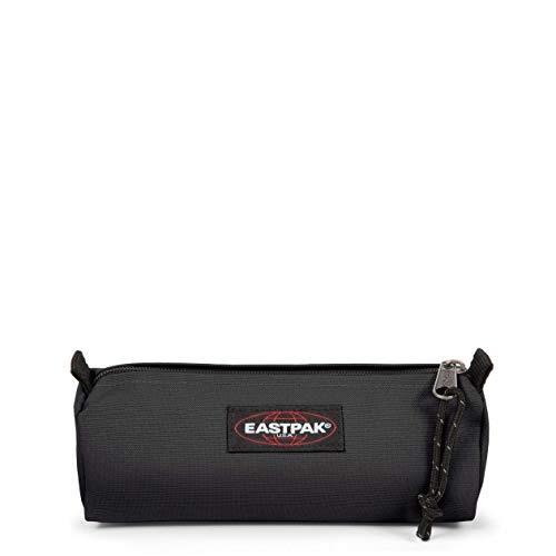 Eastpak Benchmark Single Astuccio, 21 Cm, Nero (Black)