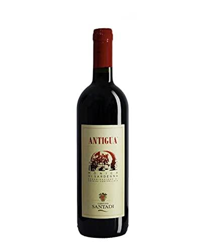 Vino Rosso Monica di Sardegna Antigua DOC - Santadi conf. 6x 0,750lt