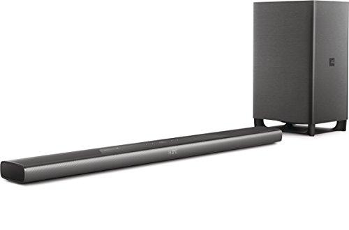 Philips Audio Fidelio B8 - Barra de Sonido Dolby Atmos y subwoofer...