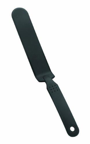 Lacor - 98913 - Espátula Larga 31cm Nylon - Negro