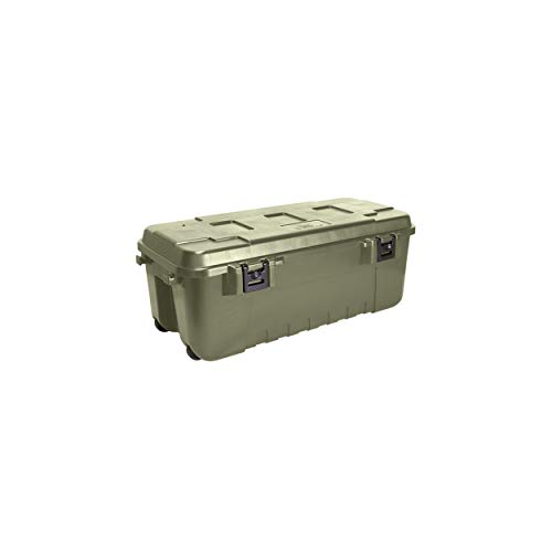 Plano Storage Trunk - 108 Quart w/ Wheels (1919) - Hunter Green