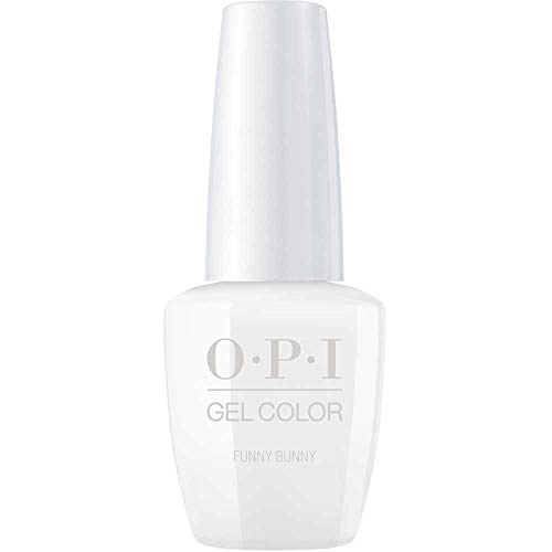 OPI GelColor Nail Polish, Nude Gel Nail Polish, Funny Bunny, 0.5 fl oz