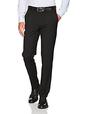 "Slim fit Superfluxes waistband Flat front Easy care Specific Colors & Waist Sizes available in tall inseams – 36"" & 38"" inseams"