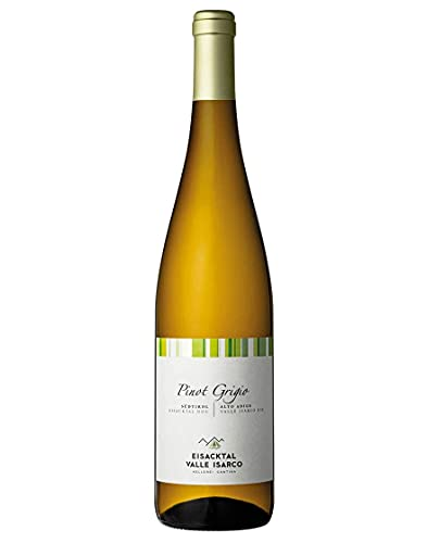 Sdtirol - Alto Adige Valle Isarco DOC Pinot Grigio Eisacktaler Kellerei 2020 0,75 L