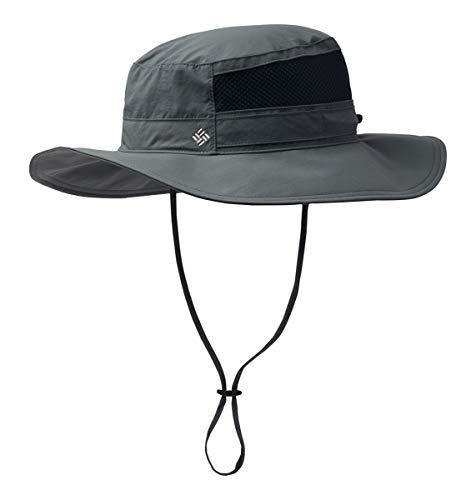 Columbia Unisex Bora Bora II Booney Hat, Moisture Wicking Fabric, UV Sun Protection Grill, One Size