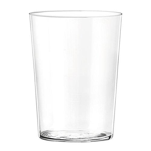 H&H Starck Set 6 Bicchieri Cocktail, Vetro Ultrasottile, 500 ml