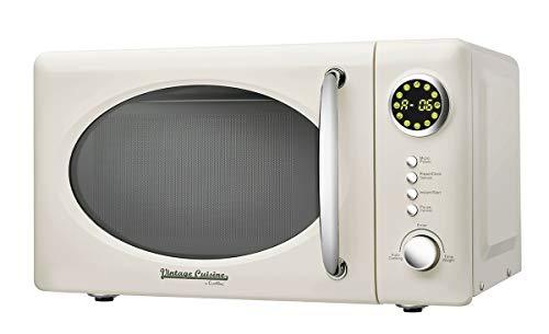 Forno a Microonde 700W 18.5L Vintage Cuisine by CooKing - 12 programmi auto/5 livelli di potenza...