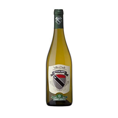 Vino Traminer Aromatico DOC 750 cl - Vitigno: Traminer 100% - prodotto in Valle d'Aosta