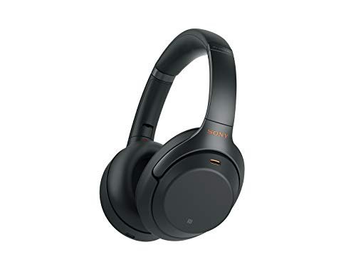 Sony WH1000XM3 wireless noise cancelling headphones