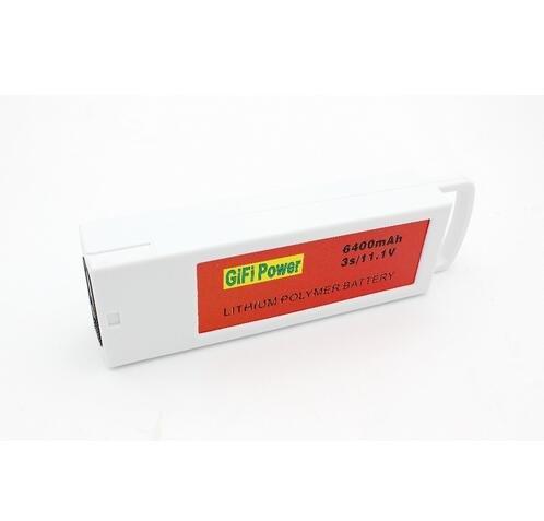 MeterMall Batteria LiPo per Volo di Sostituzione Yuneec Q500 e Q500 + 6500mAh 3S 11.1V 3C