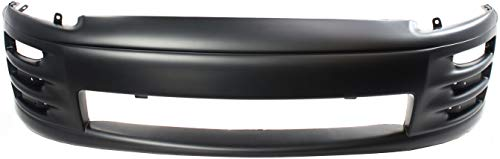 Front Bumper Cover Compatible with 2000-2002 Mitsubishi Eclipse Primed To 1-02