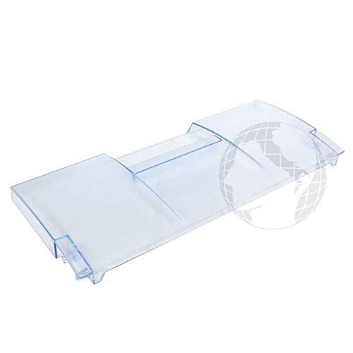 Cover cassetto per congelatore (ORIGINALE Beko) Lunghezza cm 42 x Larghezza 18 cm, codice ricambio: 4551630200, uspshop.eu