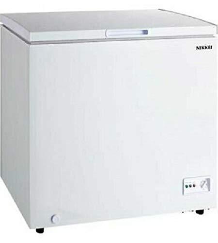 Nikkei INCO400X - Congelatore a Pozzetto, libera installazione, 375 litri, Classe A+