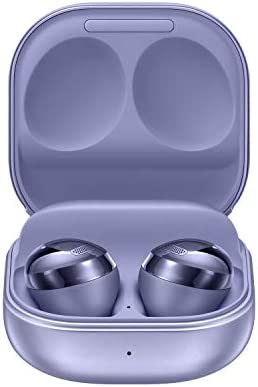 SAMSUNG Galaxy Buds Pro, Bluetooth Earbuds, True Wireless, Noise Cancelling, Charging Case, Quality Sound, Water Resistant, Phantom Violet (US Version) 19