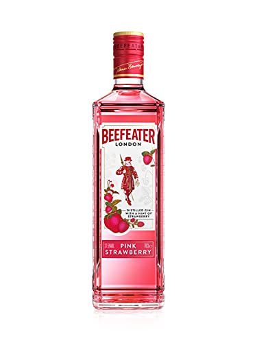 Beefeater Pink Ginebra Rosa, 70cl