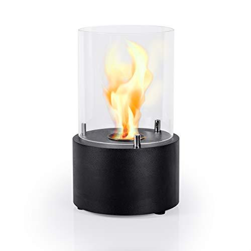 Bio Fires Sorrento Bio Ethanol Burner (Black)