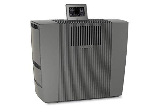 Venta Luftwäscher LW60T WiFi App Control, Premium Luftbefeuchter und Reiniger für Räume bis 150 qm, anthrazit