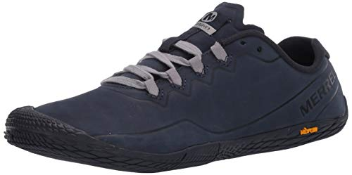 Merrell Vapor Glove 3 Luna LTR, Zapatillas Deportivas para Interior Hombre, Azul (Navy), 42 EU
