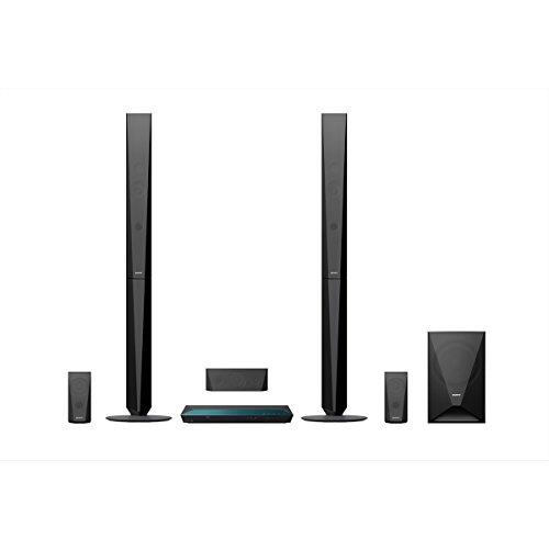 Home Theater Sony BDV-E4100 Blu-Ray Wi-Fi NFC Bluetooth 1000W 5.1 Canais (220V)