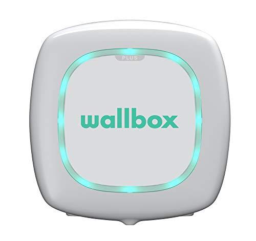 Wallbox Pulsar Plus - Tipo 2. Potencia 11 kW Blanco, Cable 5m