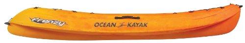 Ocean Kayak Frenzy Sit-On-Top Recreational Kayak (9-Feet / Sunrise)