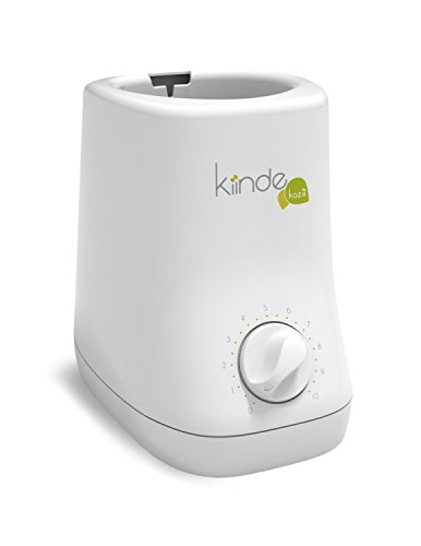 Kiinde Kozii Baby Bottle Warmer and Breast Milk Warmer for Warming Breast Milk, Infant Formula and Baby Food