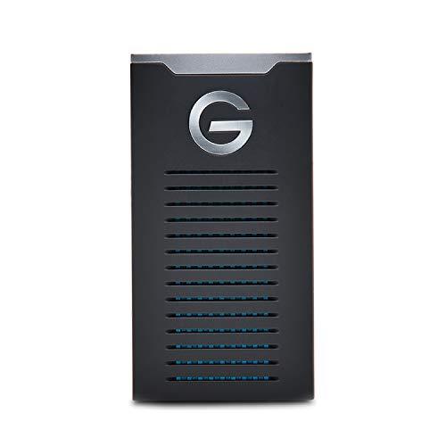 G-Technology SSD 外付 ポータブル 1TB G-DRIVE Mobile SSD R-Series USB3.1 Gen2 5年保証 0G06053