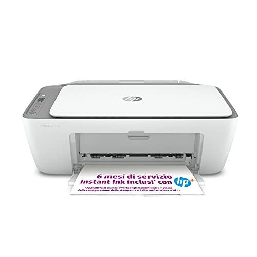 HP DeskJet 2720e Stampante Multifunzione, 6 Mesi...