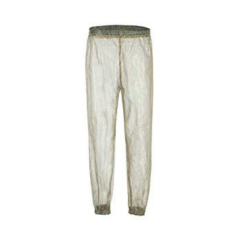 BESPORTBLE Pantalon Répulsif Anti Moustique Pantalon Anti-Insectes Pantalon de Randonnée Portable Pantalon de Camping pour Jungle Aventure Activité de Plein Air Vert (L/XL)