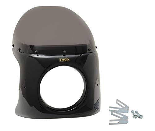 Emgo - Cúpula para motocicleta Cafe Racer 2331-0113