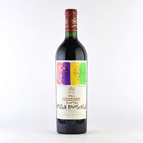 シャトー ムートン ロートシルト 2001 ロスチャイルド フランス ボルドー 赤ワイン