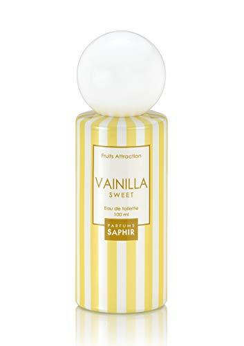 PARFUMS SAPHIR Fruit Attraction Vainilla - Eau de Toilette p