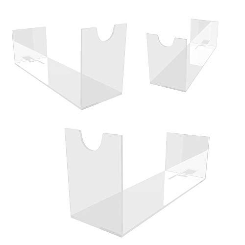 Danieli   Portabottiglie Vino Design in Plexiglass Trasparente   Cantinette Portabottiglie di Vino  ...