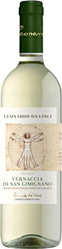 Leonardo da Vinci Vitruviano Vernaccia di San Gimignano 2020