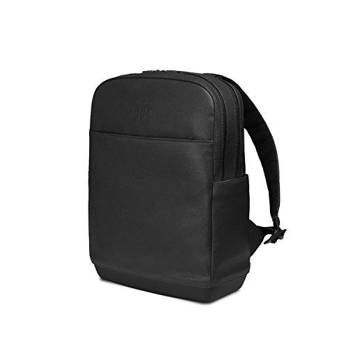 MoleskineClassic Pro BackpackZaino Professionale da Ufficio e Lavoroper Uomo, Porta PCper Laptop, iPad, Notebook fino a 15'',Dimensioni 43 x 33 x 14 cm, Colore Nero