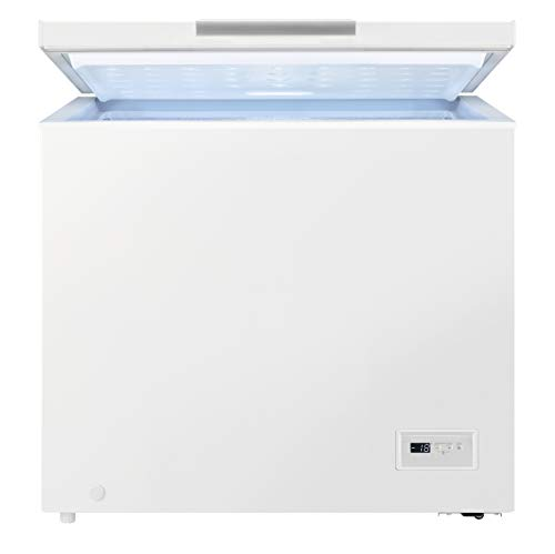 AEG AHB520E1LW Congelatore Orizzontale Low Frost, Capacit 200 L, Bianco