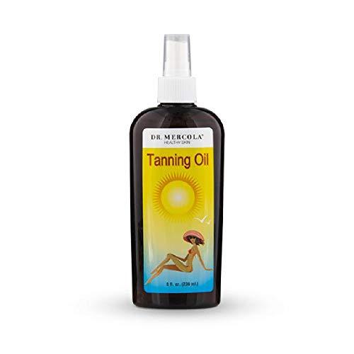 Dr. Mercola Natural Tanning Oil (8 fl oz per...