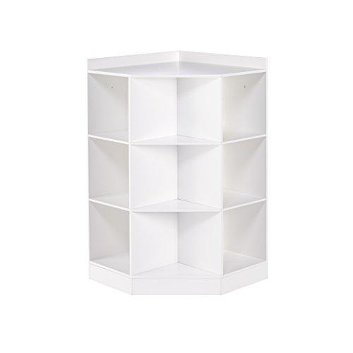 RiverRidge 02-144 Corner Cabinet, White