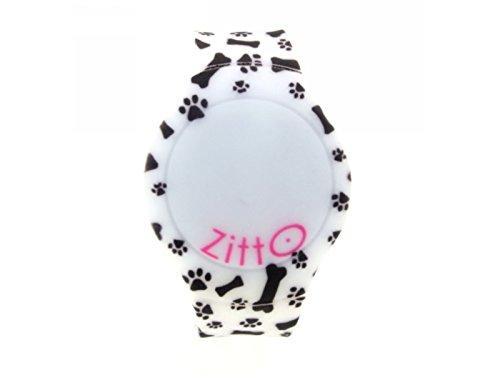 Orologio ZITTO grande a led con cinturino in silicone Limited Edition OHMYDOG G