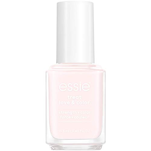 essie Strength and Color Nail Polish Nail Care ,Sheer Pink (0.46 fl Oz), Sheers to You , 1 Count