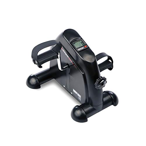 Ultrasport Unisex Mini Bike Heimtrainer Arm- und Beintrainer, verschiedene Widerstandsstufen, Pedaltrainer für Senioren und Junge, Integrierter Trainingscomputer, Trainingsgerät für zu Hause uns Büro
