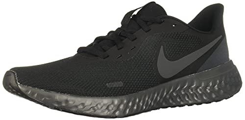 Nike Revolution 5, Zapatillas Hombre, Black Anthracite 204,...