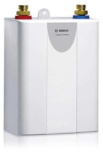 Bosch elektronischer Klein-Durchlauferhitzer Tronic Comfort Compact, 3,6 kW, kompakt, untertisch, steckerfertig