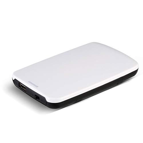 Lsmaa HDD Hard Disk Esterno Portatile, 2,5 Pollici, fornisce Una Comoda Alimentazione USB 2.0 di archiviazione Portatile...