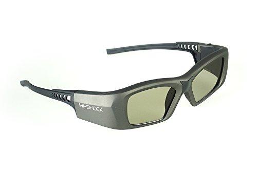 Hi-SHOCK BT/RF Pro Oxid Diamond | Bluetooth 3D Brille...