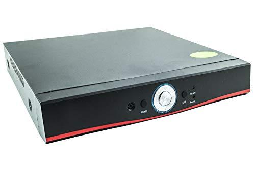 Dvr Nvr Ahd Tvi Cvi Videosorveglianza H264 HDMI Lan 4Ch Canali Audio Video 9004N