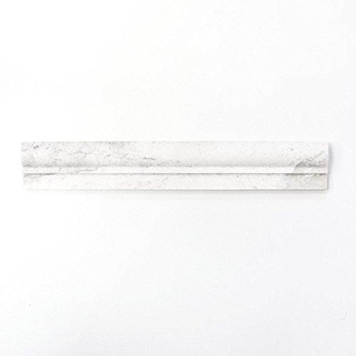 Borde borduere marmo naturale pietra avorio profilo ogee1BOTTICINO Antique Marble per parete bagno doccia cucina Piastrelle Specchio banconi verkleidung badewannen verkleidung mosaico Matte mosaico Piastra