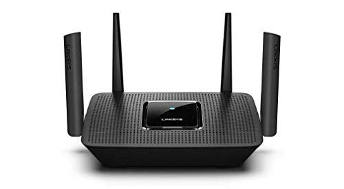 Linksys MR8300 Tri-Band AC 2200 Gigabit WiFi 5 Router MU-Mimo (Wireless Gaming Mesh),Enhance Speed...