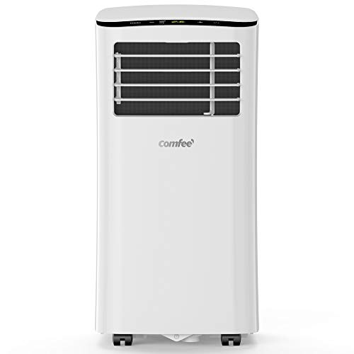 Comfee MPPH-08CRN7 Mobiles Klimagerät 1100 W, 230 V, weiss 34,5 x 35,5 x 70,3cm (BTH)