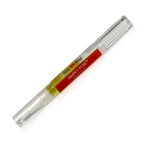 Bliss Kiss Simply Pure Cuticle & Nail Oil Pen (2ml) - Vanilla 1PEN-VAN